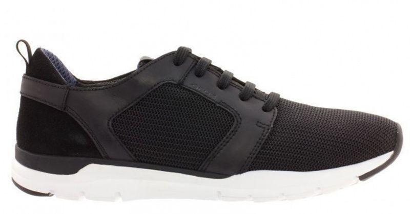 Кроссовки для мужчин Geox U CALAR B - TEXT+SMOOTH LEA XM1733 размеры обуви, 2017