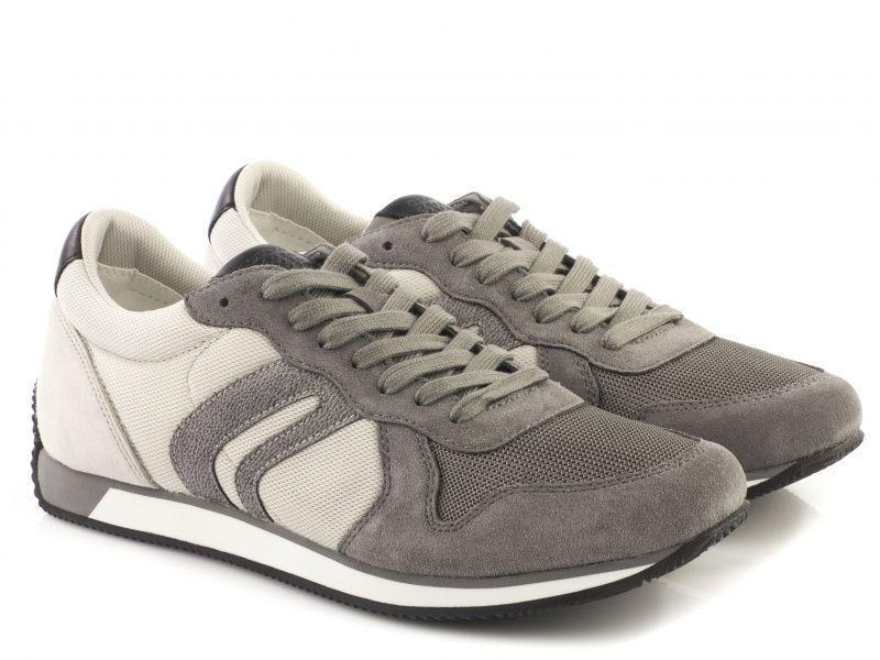 Кроссовки для мужчин Geox U VINTO C - MESH+SUEDE XM1736 примерка, 2017