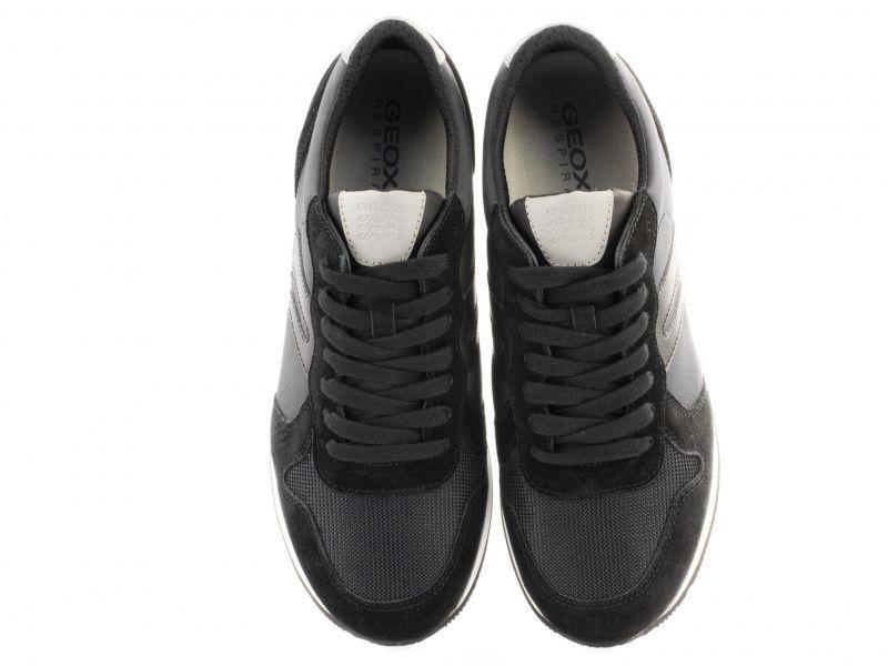 Кроссовки для мужчин Geox U VINTO C - NYLON+SUEDE XM1739 размерная сетка обуви, 2017