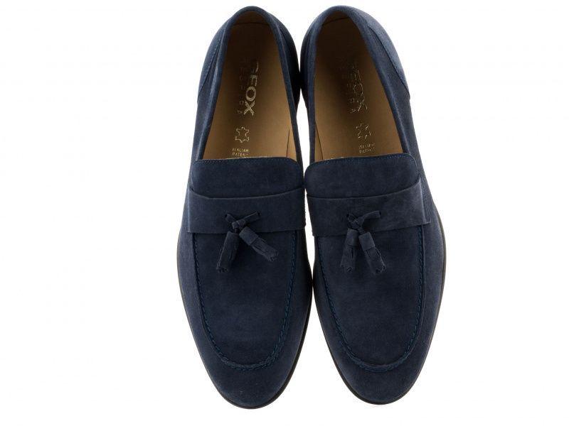 Мокасины для мужчин Geox U WILBURG C - SUEDE XM1742 цена обуви, 2017