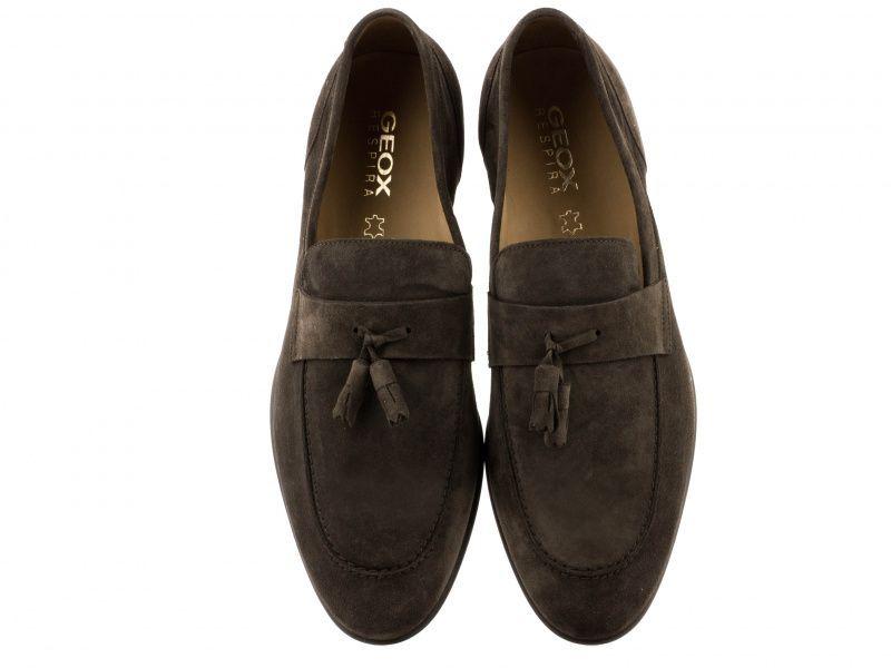 Мокасины для мужчин Geox U WILBURG C - SUEDE XM1743 цена обуви, 2017