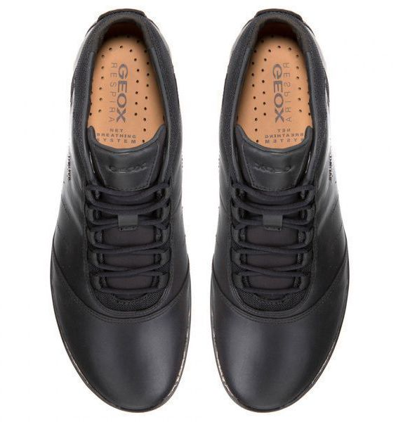 Ботинки для мужчин Geox U NEBULA XM1766 размерная сетка обуви, 2017