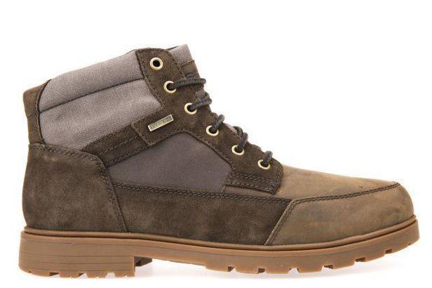 Ботинки мужские Geox U AKIM B ABX XM1767 цена обуви, 2017