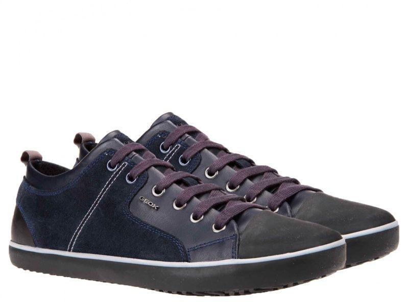 Полуботинки мужские Geox U SMART XM1773 брендовая обувь, 2017