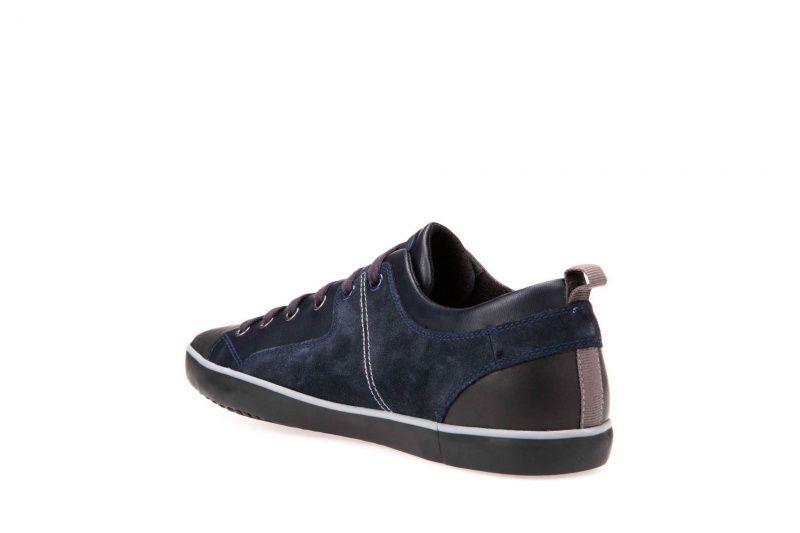 Полуботинки мужские Geox U SMART XM1773 размерная сетка обуви, 2017