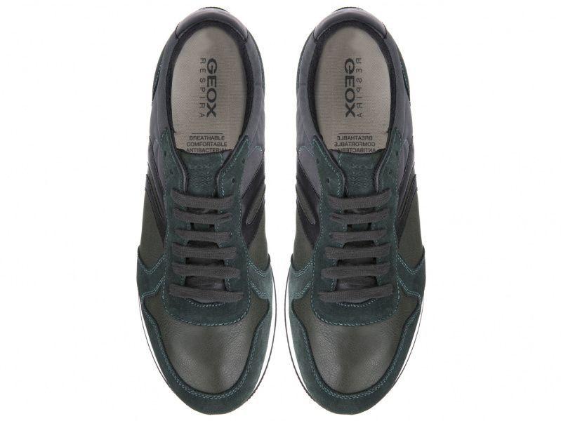 Кроссовки мужские Geox U VINTO XM1779 цена обуви, 2017