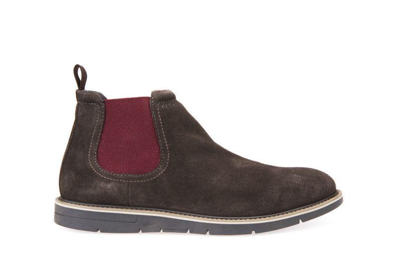 Ботинки мужские Geox U UVET XM1781 купить обувь, 2017