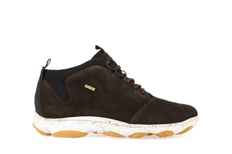 Ботинки для мужчин Geox U NEBULA 4 X 4 B ABX XM1784 фото, купить, 2017