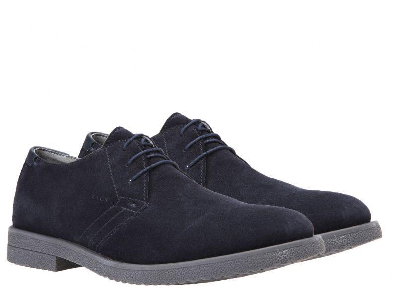 Туфли для мужчин Geox U BRANDLED XM1785 брендовая обувь, 2017
