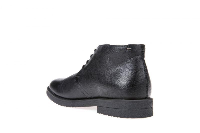 Ботинки для мужчин Geox U BRANDLED XM1787 примерка, 2017