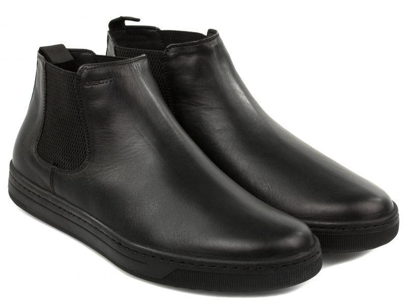 Ботинки для мужчин Geox UOMO RIKIN XM1797 размерная сетка обуви, 2017