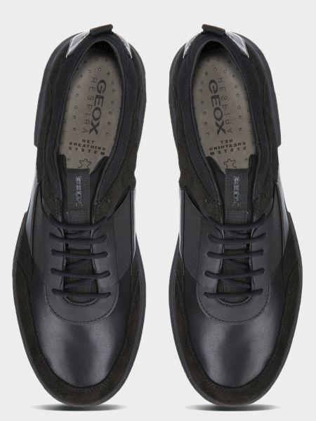 Кроссовки для мужчин Geox TRACCIA XM1801 примерка, 2017