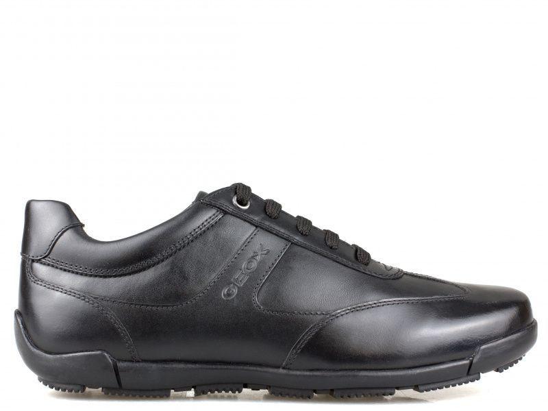 Полуботинки для мужчин Geox U EDGWARE B - VIT.LIS+VIT.SINT XM1806 брендовая обувь, 2017