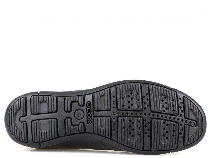 Полуботинки для мужчин Geox U EDGWARE B - VIT.LIS+VIT.SINT XM1806 размерная сетка обуви, 2017