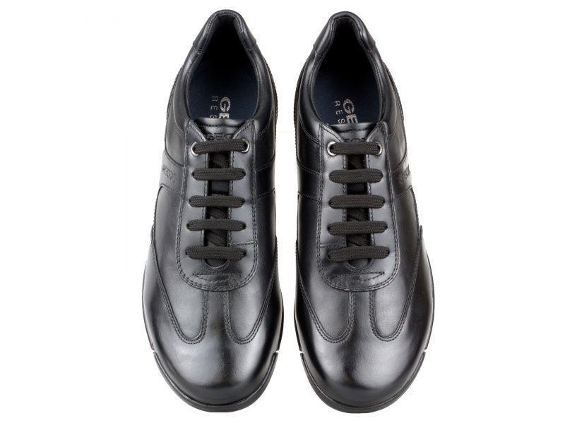 Полуботинки для мужчин Geox U EDGWARE B - VIT.LIS+VIT.SINT XM1806 размеры обуви, 2017