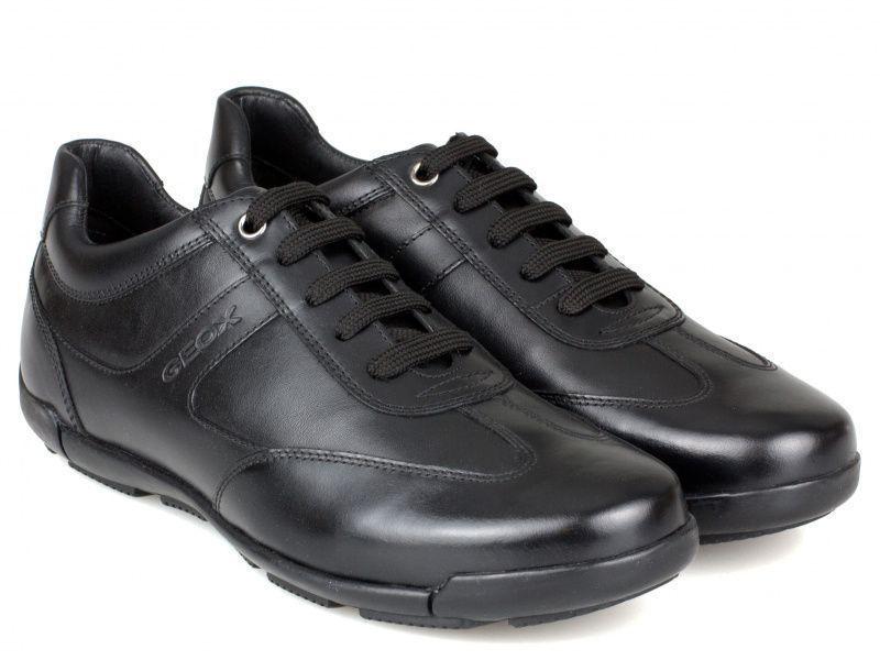 Полуботинки для мужчин Geox U EDGWARE B - VIT.LIS+VIT.SINT XM1806 обувь бренда, 2017
