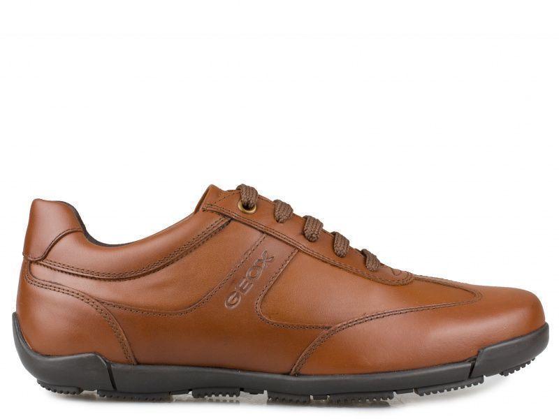 Полуботинки для мужчин Geox U EDGWARE B - VIT.LIS+VIT.SINT XM1807 брендовая обувь, 2017