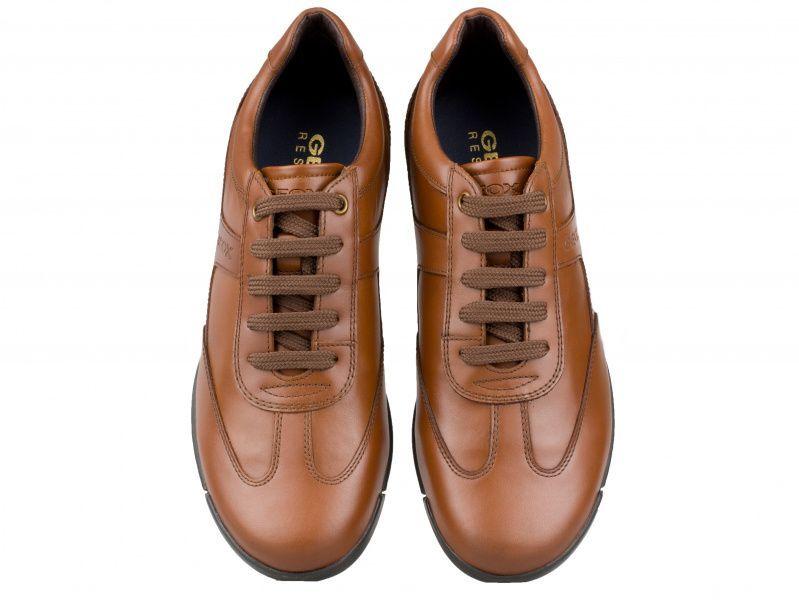 Полуботинки для мужчин Geox U EDGWARE B - VIT.LIS+VIT.SINT XM1807 размеры обуви, 2017