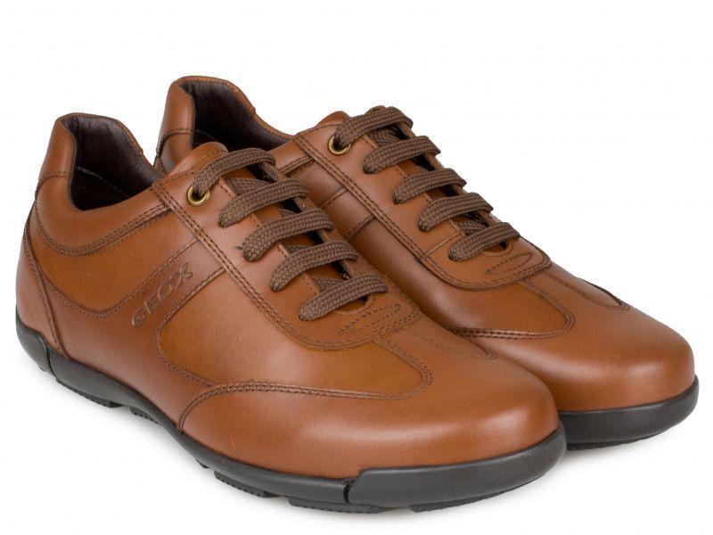 Полуботинки для мужчин Geox U EDGWARE B - VIT.LIS+VIT.SINT XM1807 обувь бренда, 2017