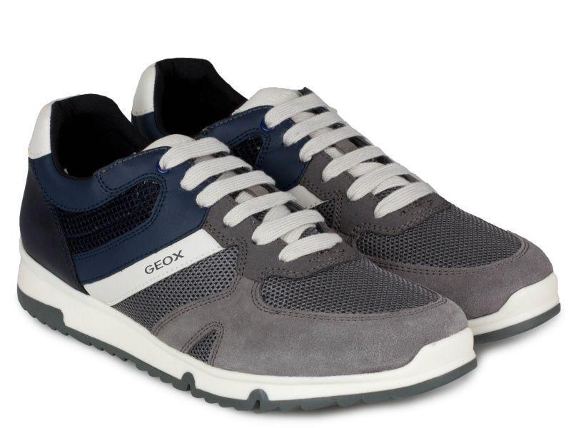 Кроссовки для мужчин Geox U WILMER B - MESH+SCAMOSCIATO XM1809 бесплатная доставка, 2017