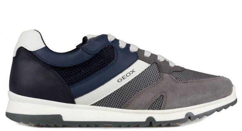 Кроссовки для мужчин Geox U WILMER B - MESH+SCAMOSCIATO XM1809 купить в Интертоп, 2017