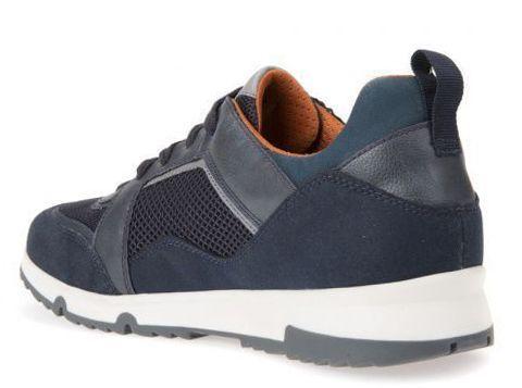 Кроссовки для мужчин Geox U WILMER A - MESH+SCAMOSCIATO XM1810 размеры обуви, 2017