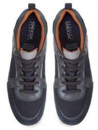 Кроссовки для мужчин Geox U WILMER A - MESH+SCAMOSCIATO XM1810 цена, 2017