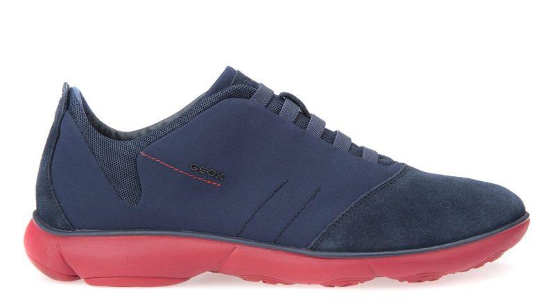 Кроссовки для мужчин Geox U NEBULA B - TESS.+SCAMOSCIATO XM1811 примерка, 2017