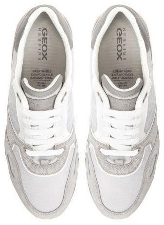Кроссовки для мужчин Geox U SANDFORD A - SCAM.+TESSUTO XM1813 выбрать, 2017