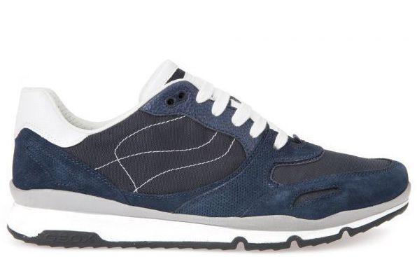 Кроссовки для мужчин Geox U SANDFORD A - SCAM.+TESSUTO XM1814 фото, купить, 2017