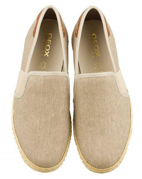 Слипоны для мужчин Geox U COPACABANA B - TELA SLAV. XM1820 брендовая обувь, 2017
