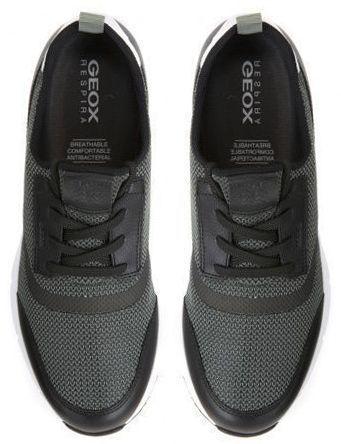 Кроссовки для мужчин Geox U SNAPISH A - MESH+VIT.STAMP. XM1821 цена, 2017