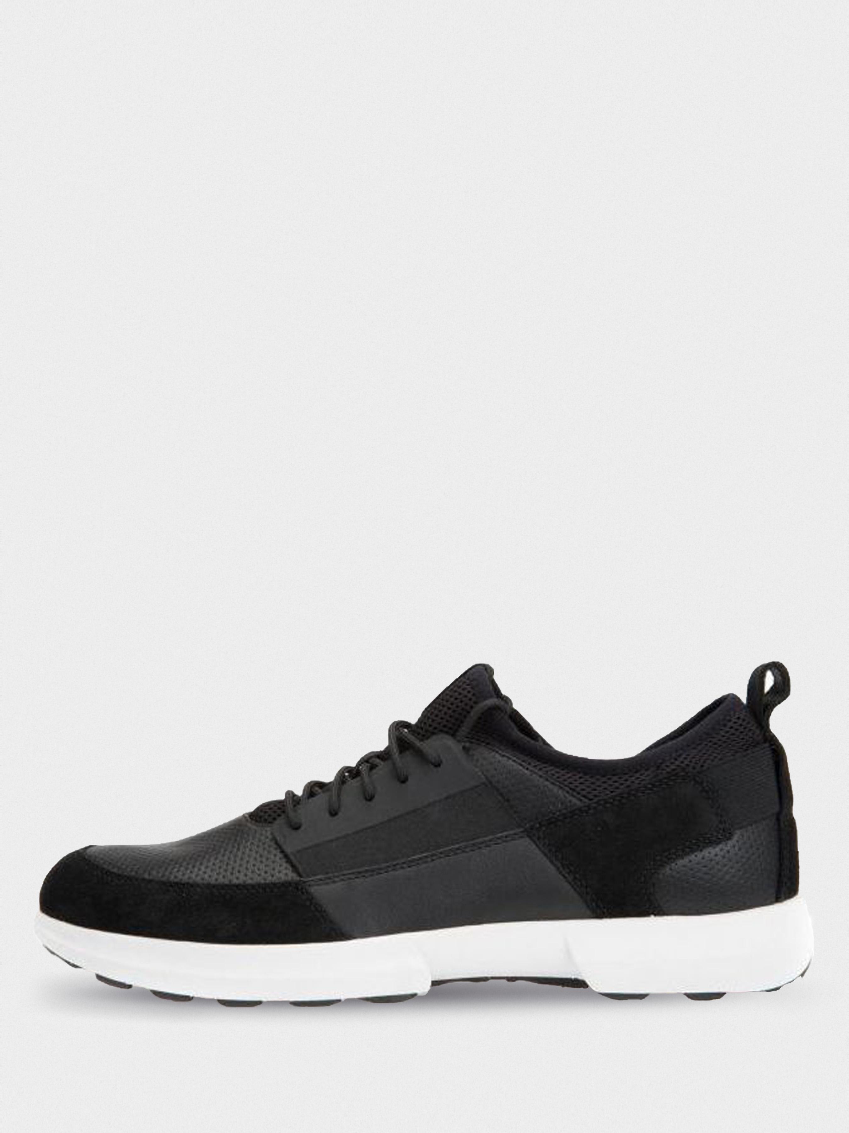 Кроссовки для мужчин Geox U TRACCIA A - NAPPA+SCAMOSC XM1824 брендовая обувь, 2017