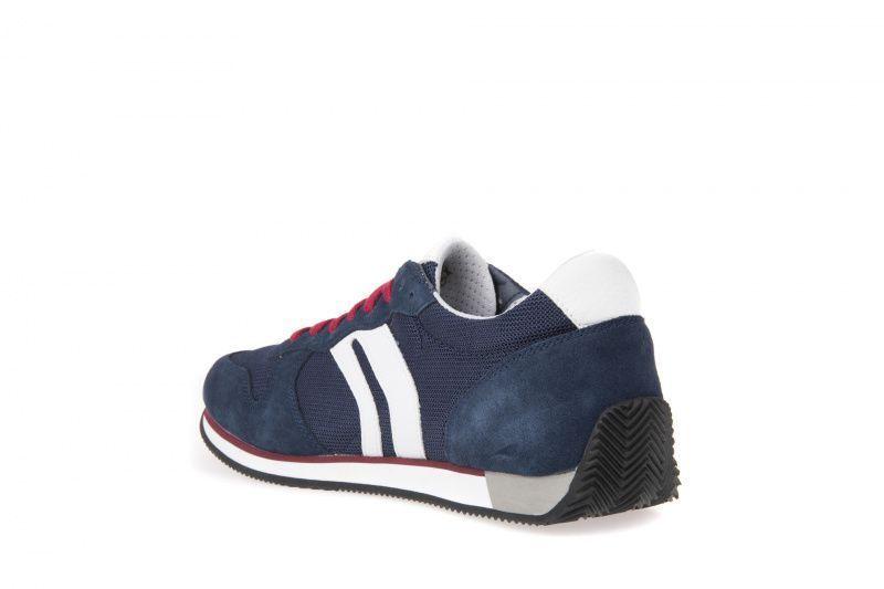 Кроссовки для мужчин Geox U VINTO C - MESH+SCAMOSCIATO XM1827 брендовая обувь, 2017