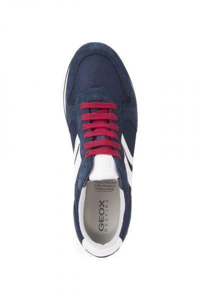 Кроссовки для мужчин Geox U VINTO C - MESH+SCAMOSCIATO XM1827 обувь бренда, 2017