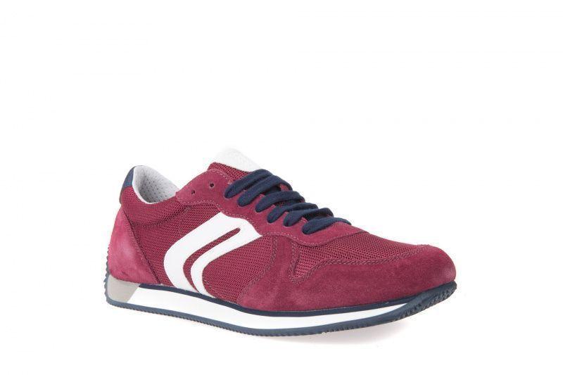 Кроссовки для мужчин Geox U VINTO C - MESH+SCAMOSCIATO XM1828 брендовая обувь, 2017