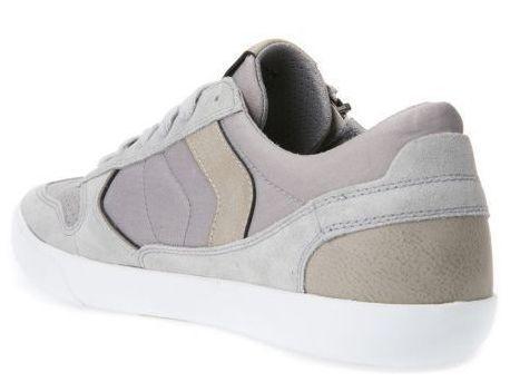 Полуботинки мужские Geox U BOX C - SCAM.+NYLON XM1834 брендовая обувь, 2017