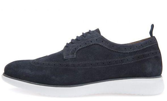 Полуботинки для мужчин Geox U WINFRED C - SCAM. XM1840 модная обувь, 2017