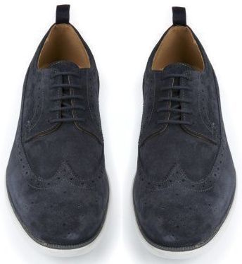 Полуботинки для мужчин Geox U WINFRED C - SCAM. XM1840 размерная сетка обуви, 2017