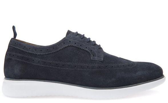 Полуботинки для мужчин Geox U WINFRED C - SCAM. XM1840 брендовая обувь, 2017