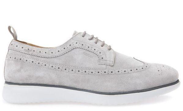Полуботинки для мужчин Geox U WINFRED C - SCAM. XM1841 цена обуви, 2017