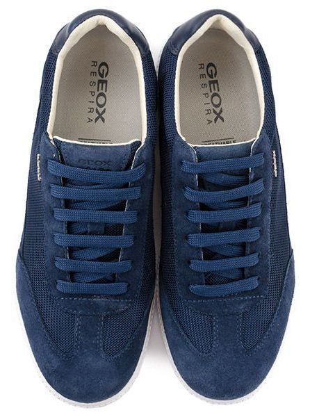 Полуботинки для мужчин Geox U KEILAN B - SCAM.+MESH XM1845 брендовая обувь, 2017