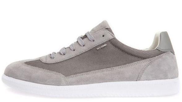 Полуботинки для мужчин Geox U KEILAN B - SCAM.+MESH XM1846 размерная сетка обуви, 2017