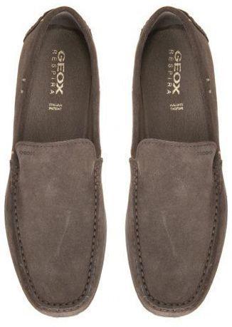Мокасины для мужчин Geox U MIRVIN A - SCAM. XM1851 брендовая обувь, 2017