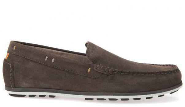 Мокасины для мужчин Geox U MIRVIN A - SCAM. XM1851 модная обувь, 2017