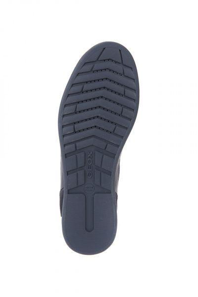 Полуботинки мужские Geox U RENAN B - SCAM.+TESSUTO XM1865 брендовая обувь, 2017