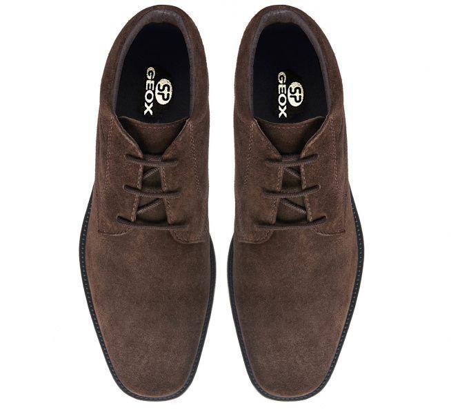 Ботинки для мужчин Geox BRANDOLF XM1881 размеры обуви, 2017