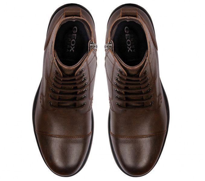Ботинки для мужчин Geox RHADALF XM1887 брендовая обувь, 2017