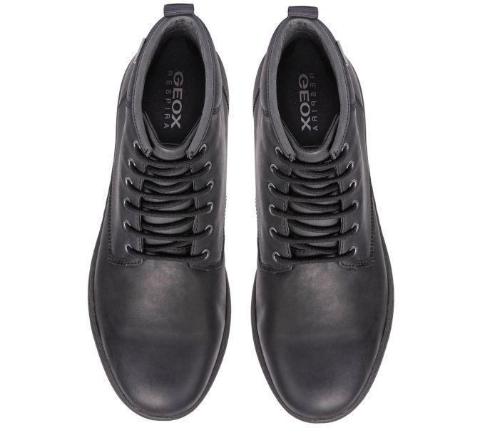 Ботинки мужские Geox ABROAB ABX XM1904 купить обувь, 2017
