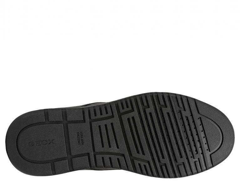 Ботинки мужские Geox ABROAB ABX XM1905 , 2017